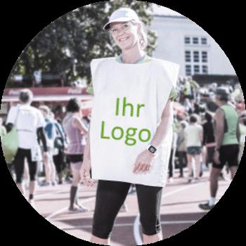 Lassen Sie sich RUNCOVER für Ihre Laufveranstaltung als Sachleistung sponsern