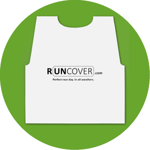 RUNCOVER Warm-up Poncho