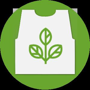 Der nachhaltige Plastikumhang - BIOBASED