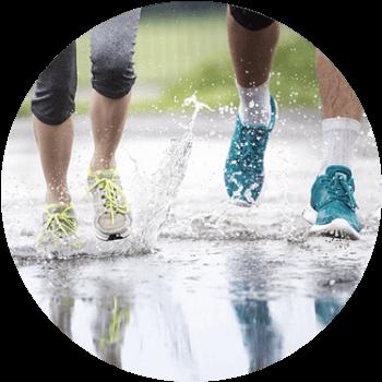 Sorgen Sie für Ihre Laufveranstaltung vor: Kälte, Wind und Wetter sind unberechenbar
